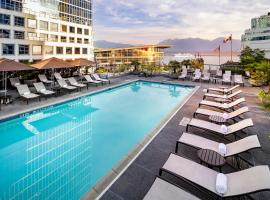 Fairmont Waterfront, hotel in Vancouver