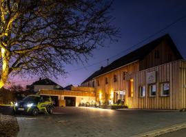 Speedys Gästehaus, hotel in Baar