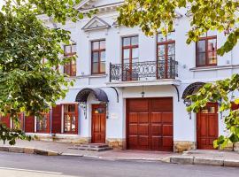 Александр Хаус, отель в Санкт-Петербурге, рядом находится Никольский морской собор