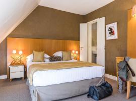 Hotel Boronali, hotel en Montmartre, París