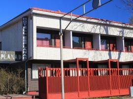 Hotel Esplanad, hotel in Mariehamn