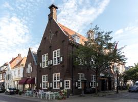 Vesting Hotel & Restaurant, hotel di Naarden
