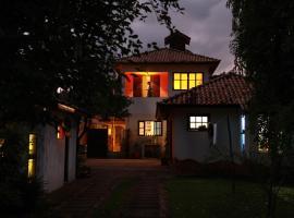 O quintal sem fim com pato cama e beterraba, hostel in São Bento do Sapucaí