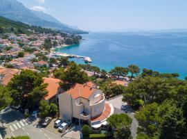 Villa Dalmatino, hotel in Brela