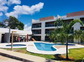 Apartamento na praia do francês, hotel with pools in Marechal Deodoro