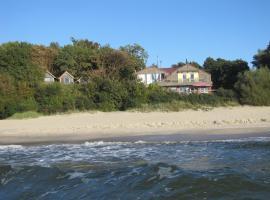 Art-Village Vitland, guest house in Baltiysk