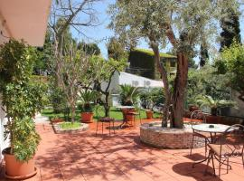 Taormina Garden Hotel, hotel Taorminában