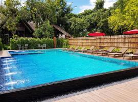 Pan Kled Villa Eco Hill Resort, resort in Chiang Rai