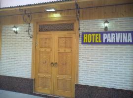 Hotel Parvina, hotel in Bukhara