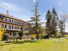 The Originals City, Hôtel Rey du Mont Sion, Saint-Julien-en-Genevois Sud (Inter-Hotel), hôtel à Saint-Blaise près de: Pilot
