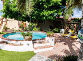 Casalina Garden, appartement in Palm-Eagle Beach