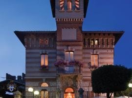 Cangrande Hotel, отель в Лацизе