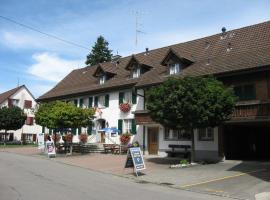 Hotel Landgasthof Hirschen, Hotel in der Nähe von: Rheinfall, Ramsen