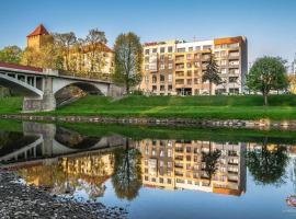 River Side Residence nr 15 – hotel w Oświęcimiu