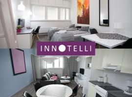 Innotelli Apartments, apartement Helsingis