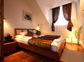 Apartments Belvedere, hotel v destinaci Bol