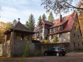 Alte Falknerei, hotel near Nietzsche Archive, Weimar