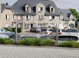 Hotel Lindenhof, hotel in Butgenbach