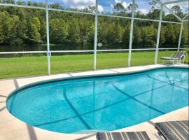 Creekside Villa by Exclusive Holiday Villas, hotel near Kissimmee Sports Arena & Rodeo, Kissimmee