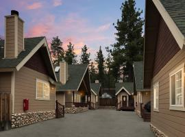 Lakeview Forest Cabin, casa o chalet en Big Bear Lake
