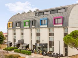 The Originals City, Hôtel Armony, Dijon Sud (Inter-Hotel)、シュノーヴにあるディジョン・ブルゴーニュ空港 - DIJの周辺ホテル