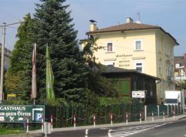 Gasthaus zum guten Hirten, Gasthaus in Salzburg