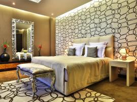 Donatello Boutique Hotel, отель в Алматы