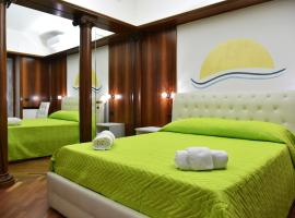 B&B Amalfi Coast Salerno, hotel with jacuzzis in Salerno
