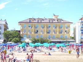 Hotel Continental, hotell i Lido di Jesolo