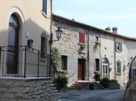 Montegiardino Albergo Diffuso, отель в Сан-Марино