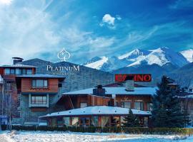 Platinum Hotel and Casino Bansko, hotel in Bansko