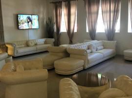 Hotel Select, hotel i Piriápolis