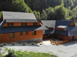 Penzión U sv. Krištofa, hotel v blízkosti zaujímavosti Lyžiarske stredisko Šachtičky (Banská Bystrica)