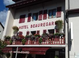 Hotel Pension Le Beauregard, hotel near Divonne-les-bains thermal center, Divonne-les-Bains