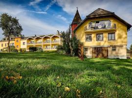 Hofgut Held, hotel in Prüm