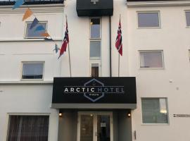Arctic Hotel Nordkapp, hotel in Honningsvåg