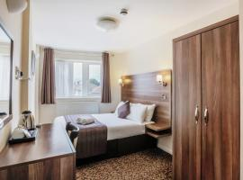 Prince Regent Hotel Excel London, hotel near London City Airport - LCY, London