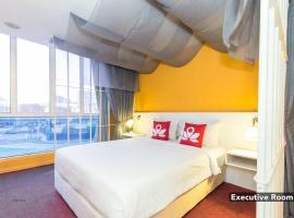 ZEN Rooms Sakura Boutique Hotel, hotel en Kuala Lumpur
