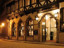 Travel Charme Gothisches Haus, ξενοδοχείο σε Wernigerode