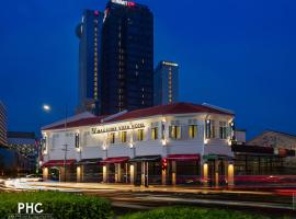 Magazine Vista Hotel by PHC, hotel near University Science Malaysia (USM), George Town