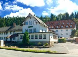 Hotel Rodebachmühle, Hotel in der Nähe von: Lütschetalsperre, Georgenthal