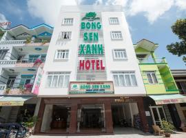 Bong Sen Xanh Hotel, khách sạn ở Cao Lãnh