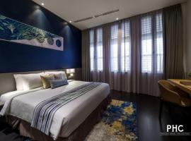 Ropewalk Piazza Hotel by PHC, hotel near Penang Turf Club, George Town