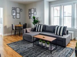 Fully Furnished Decorated 1BR Convenient Location, apartment in Chicago