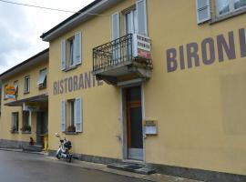 Ristorante Bironico, Hotel in der Nähe von: Bahnhof Bellinzona, Bironico