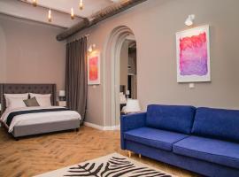 W1 Katowice – apartament z obsługą w mieście Katowice