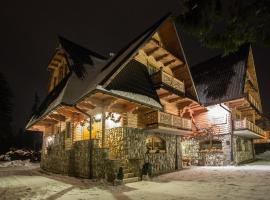Willa Magdalena, B&B in Zakopane