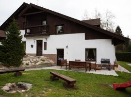 Vila Sekvoj, apartmán v destinaci Harrachov