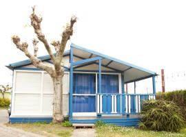 Camping Os Fieitás, campsite in O Grove