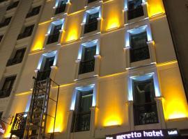 Meretto Hotel LALELİ, hotel near Aksaray Tram Station, Istanbul